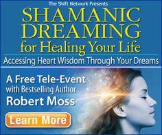 Shamanic Dreaming for Healing   Woven Stars & Chocolate Bars