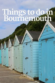 A weekend break to Bournemouth. Bournemouth travel guide. Guide to Bournemouth, Dorset. Things to do in Bournemouth