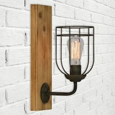 Mane And Tail | Antique Farmhouse Wall Sconce Lighting, Home Lighting, Candle Sconces, Wall Sconces, Lighting Ideas, Rustic Floor Lamps, Rustic Walls, Antique Farmhouse, Farmhouse Style Decorating