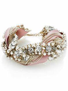 prety beaded bracelot