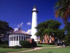 ~St Simons Lighthouse, one of only five surviving lighthouses in Georgia~