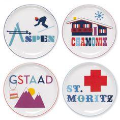 Jonathan Adler Jet Set coasters, Part Trois