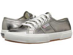 Superga - 2750 COTMETU (Grey) Women's Lace up casual Shoes