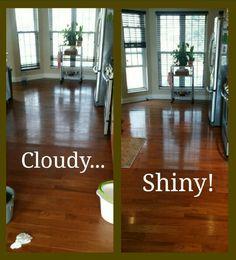 Cloudy Hardwood Floors Best Friend 1 2 Cup Ammonia