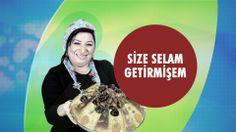 """Lezzetler paylaşılıyor, sofralarımızdaki mutluluk gitgide daha da büyüyor.Sevil Çakar türlü türlü yemek tarifleriyle kardeş ülke Azerbaycan'dan Planet Mutfak ekranlarına geliyor.   Lezzeti ve mutluluğu paylaşan program """"Size Selam Getirmişem""""  sizin mutfağınız Planet Mutfak'ta."""