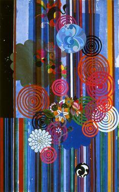 Beatriz Milhazes. Para Dois (2003)