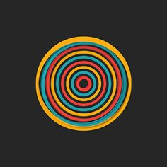 Gifs hipnotizantes de Florian de Looij
