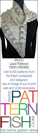 Patternfish, knitting patterns for sale, Julia, pay site