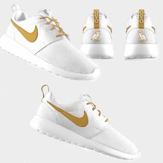 OVO custom roshe run.