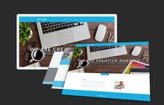 Web Mockups by Graphicalark on @creativemarket