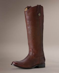 More Shopping at Sunset Shoes - these boots are a must for the upcomming fall and winter season - Frye Melissa Button