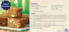 Bake some delicious Jaggery Sweetmeat to celebrate Diwali this afternoon! #recipe