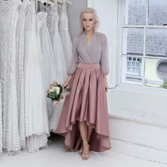 Love this look for bridesmaid's! #folkster