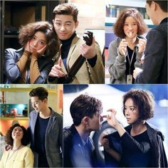 'She Was Pretty's Park Seo Joon and Hwang Jung Eum have chemistry even when cameras aren't rolling | allkpop