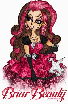 Ever After High Fan-Art