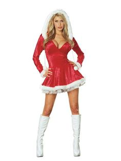 Costume: Sleigh Belle