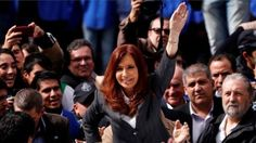 worldvideo: Argentina ex-leader Cristina Fernandez charged in ...