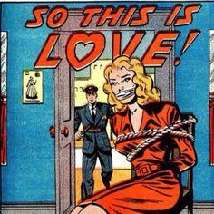Retro Comic Art | Vintage Comic | Art