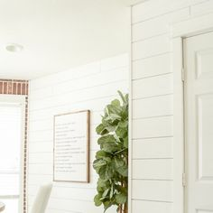 Channel your inner Joana Gaines by DIYing your own shiplap walls.