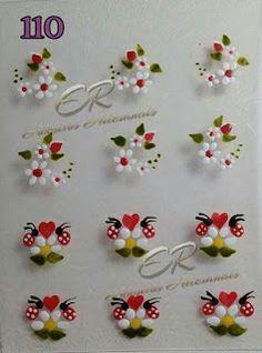 Cómo hacer fácilmente stickers para decorar uñas en casa ~ Manoslindas.com