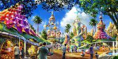 Cirque Du Soleil Theme Park To Open In Mexico
