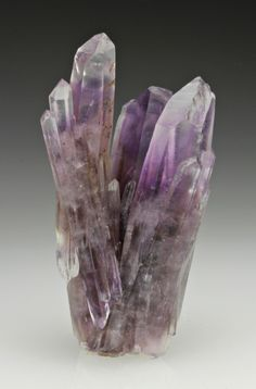 Amethyst was considered an aid to the brave because it was believed to protect soldiers in battle.