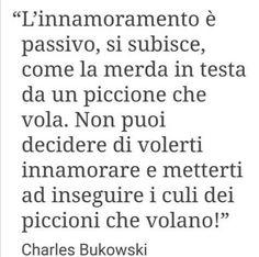 Charles Bukowski, Words, Horse