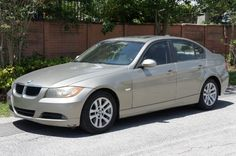 Used 2007 BMW 3-Series 328i for Sale in Hollywood FL 33020 Beyond Car Sales
