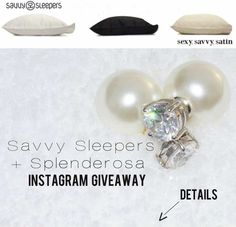 Glam Instagram Giveaways! Enter To Win