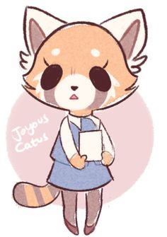 #wattpad #de-todo Imágenes de éste sensual Anime Furry¿. ✔Créditos a lxs creadorxs de las imágenes.  ✔Aggretsuko by: Rarecho. ✘Las imágenes no son mías.✘ ✘La imágen de Portada tampoco es mía.✘ Enjoy! ;).