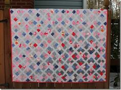 busy bee quilts: Dreamcatcher {a finished quilt}