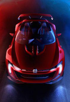 VW GTI Roadster – Vision Gran Turismo Concept