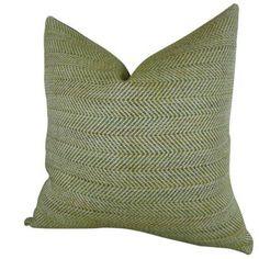 Plutus Parsburg Handmade Throw Pillow, Beige
