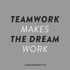Fig. 1: Fundamental truths  #teamworkmakesthedreamwork #energyignites #peoplemattermost #branding #agency #unity #teamwork #dream #successisaninsidejob #cultureiscritical #wearemotto Motto Quotes, Vision Boarding, Inside Job, Branding Agency, Teamwork, Fig, Unity, Truths, Success