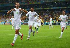 الجزائر تتأهل للدور 16 للمرة الأولى في تاريخها