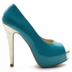 Ollio's very own platform. pumps. stiletto. high heel.
