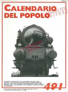 Il Calendario del Popolo n° 491, 1986