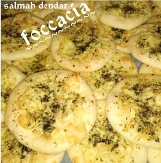 Foccacias recipe by Salmah Dendar posted on 25 Apr 2019 . Recipe has a rating of by 1 members and the recipe belongs in the Sandwiches & Breads recipes category Sandwich Bread Recipes, Instant Yeast, Food Categories, Bread Rolls, Naan, Rolling Pin, Tray Bakes, Baking, Ethnic Recipes
