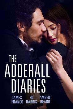 The Adderall Diaries Poster Artwork - James Franco, Ed Harris, Amber Heard - http://www.movie-poster-artwork-finder.com/the-adderall-diaries-poster-artwork-james-franco-ed-harris-amber-heard/