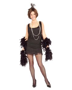 Chicago Flapper Costume Adult