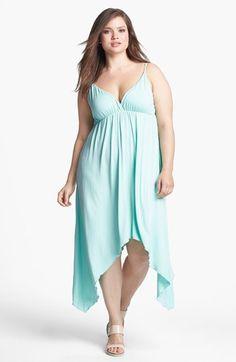 LOVEAPPELLA Sharkbite Midi Dress from Nordstrom (http://shop.nordstrom.com/S/loveappella-sharkbite-midi-dress-plus-size/3498072?origin=category=Dresses)