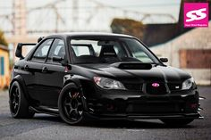 Subaru Impreza WRX STi, Sweet Ride, just needs to tint the windows and it would look Badass