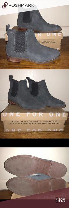 a64f7082eca TOMS Ella Chelsea Boots. Ankle BootiesBootie ...
