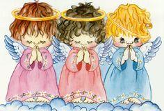 Cleidemir Gonçalves: Palavra que nos toca. Festa dos santos anjos - Ter...