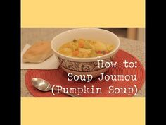 ❤ Love For Haitian Food - Episode 14 - How to make Soup Joumou (Pumpkin Squash Soup) Haitian Independence Soup
