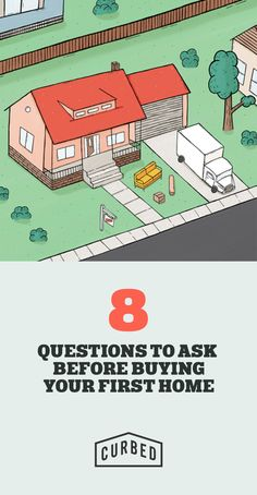 What to ask before buying a house.