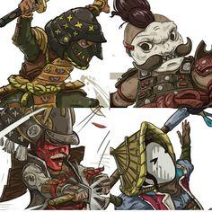 Don't know who artist is... if you know tag them so I can credit.  ______ #forhonor #ubisoft #samurai #kensei #ninja #nobushi #pvp #playstation #420 #ps4 #pc #katana #vikings #darksouls #anime #ronin #ittoryu #karate #spiritofsamurai #clan #mlg #xbox #manga #420 #dank #hydro #kill #execution #chill #like4like