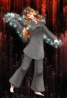 Merida, a character from the dark epic fantasy novel Storm Dancer by Rayne Hall. Merida, The Darkest, Disney Characters, Fictional Characters, Dancer, Aurora Sleeping Beauty, Novels, Fan Art, Illustrations