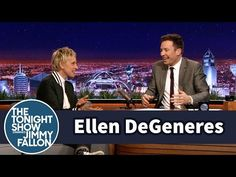 "Ellen DeGeneres Walks Out To Lil B's ""Ellen DeGeneres"" On 'The Tonight Show' - XXL"