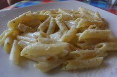 Pasta ai 4 formaggi con il Bimby
